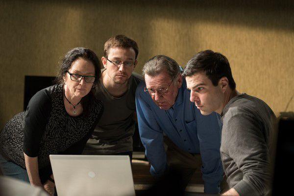 SNOWDEN - Le nouveau Oliver Stone avec Joseph Gordon-Levitt et Shailene Woodley - Au Cinéma le 1er Novembre 2016
