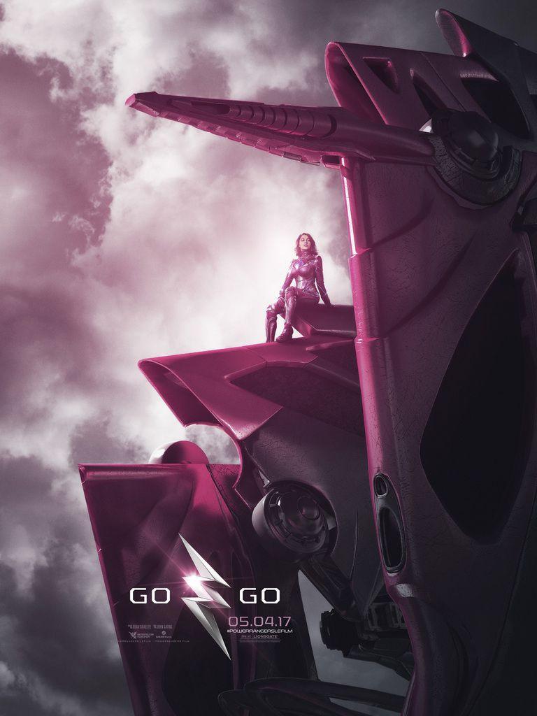 POWER RANGERS : Découvrez leurs Zords ! - Au cinéma le 5 avril 2017 #PowerRangersLeFilm