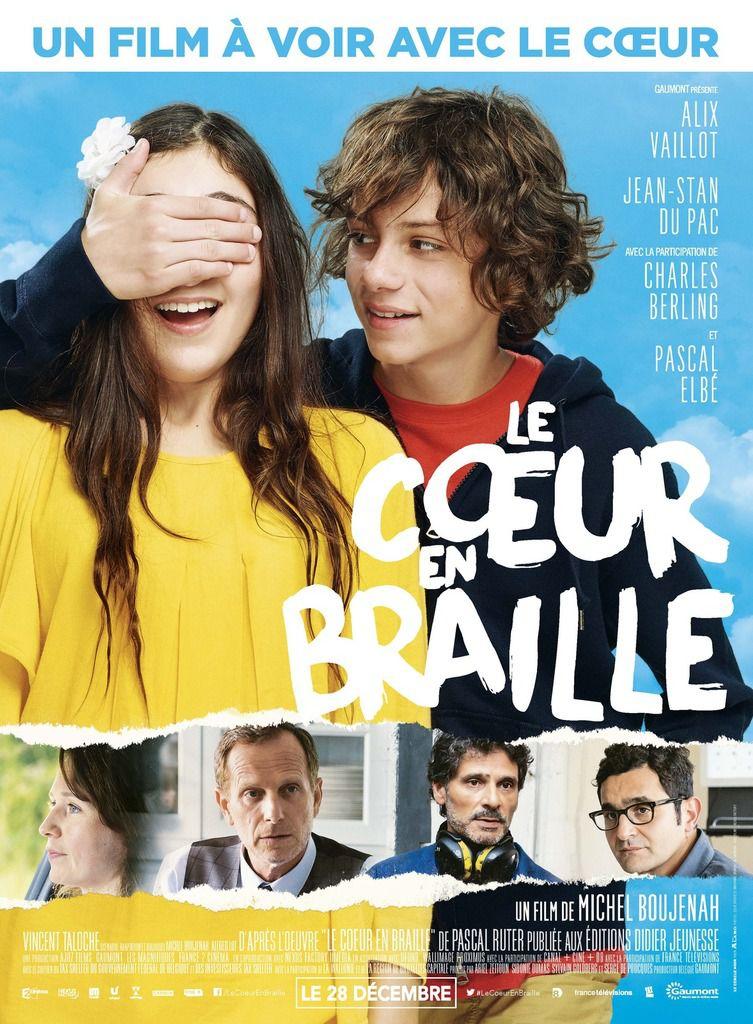 LE COEUR EN BRAILLE de Michel Boujenah avec Charles Berling, Florence Nicolas, Pascal Elbé - Le 28 Décembre au Cinéma