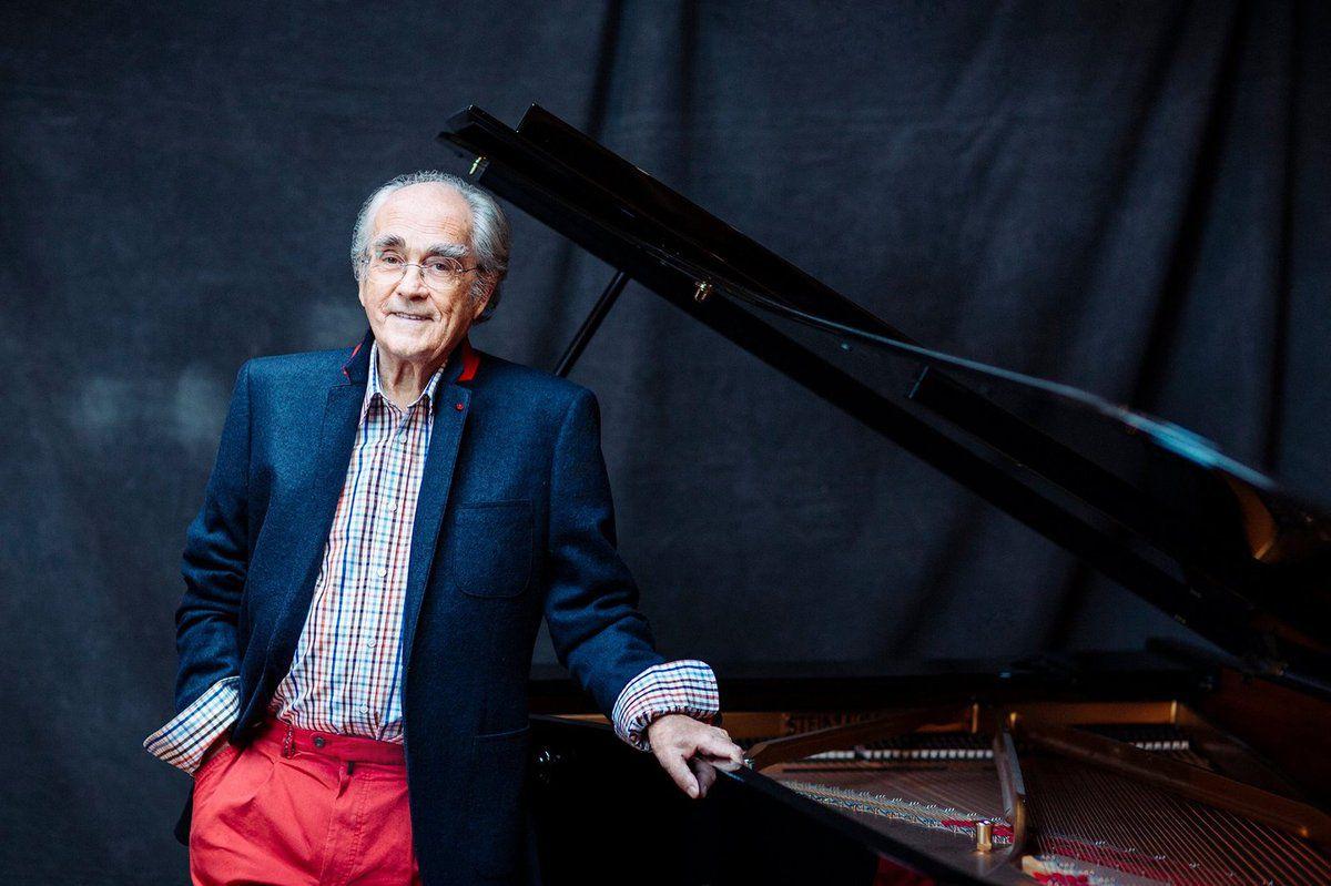 Michel Legrand - de retour à Paris pour 2 concerts exceptionnels en 2017