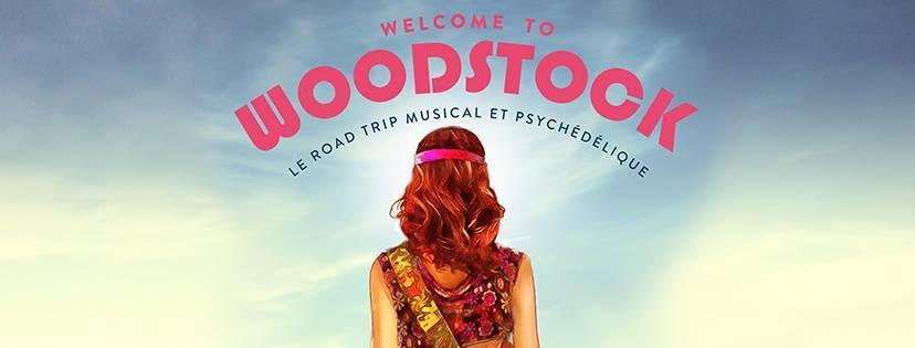 La comédie musicale WELCOME TO WOODSTOCK à partir du 15 Septembre 2017 au Comedia à Paris