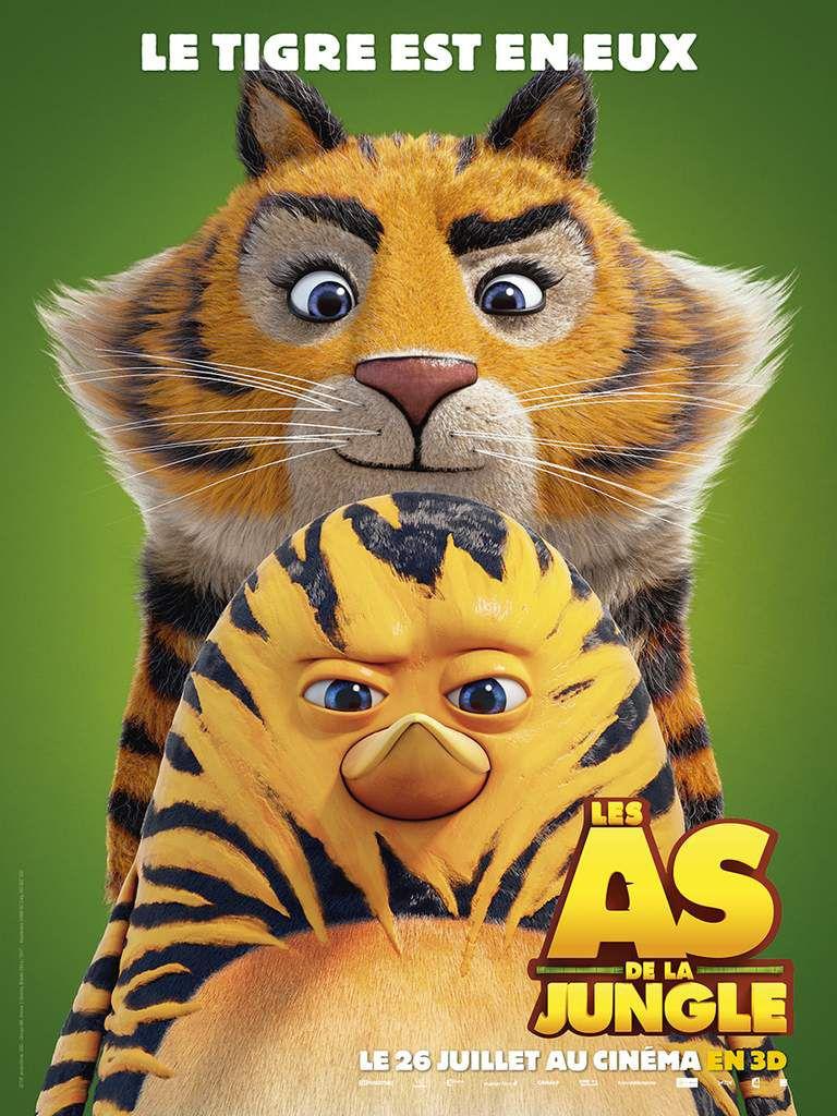 Les As de la Jungle - l'Avant première au Grand Rex en présence des Kids United