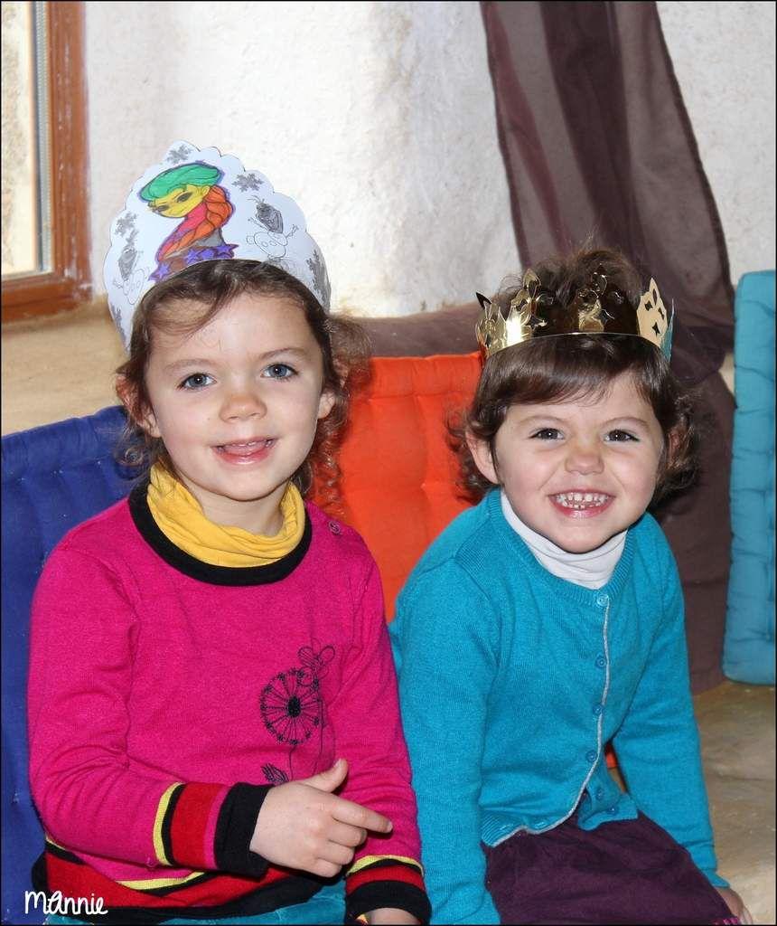 un duo de reines : Maïa et Anaé