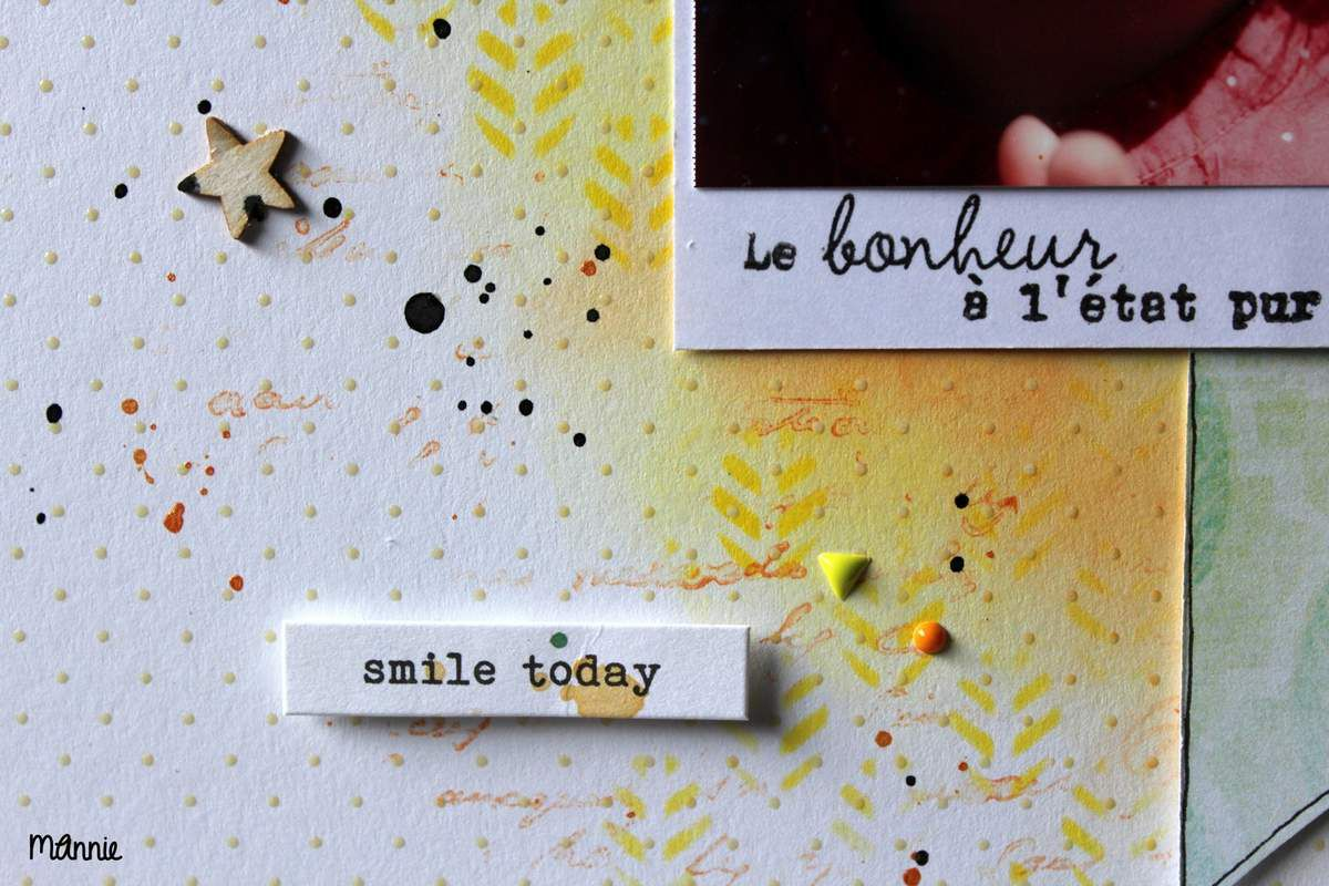 smile today/ couplé de 2 défis