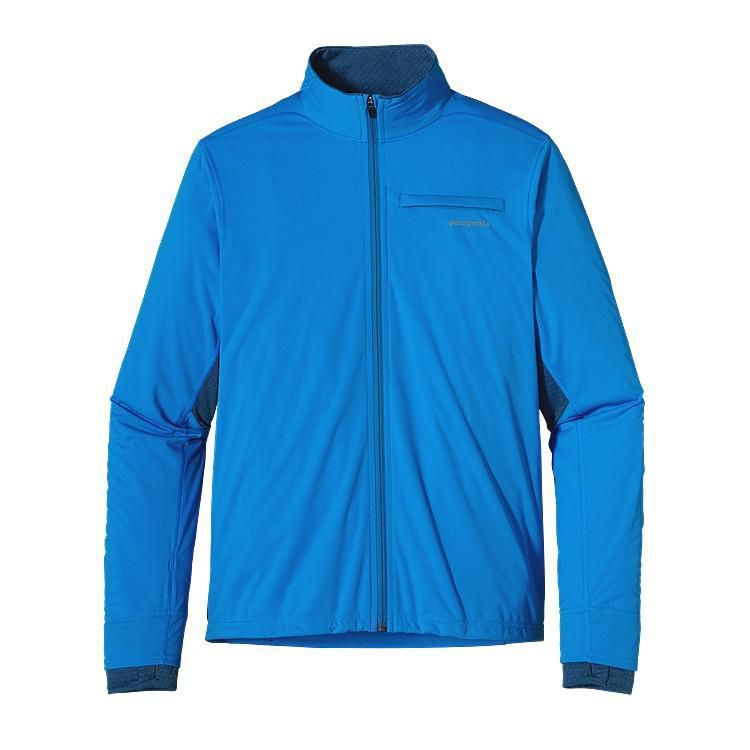 Very bad trou dans ma Patagonia Wind Shield Hybrid
