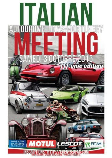 AUTODROME ITALIAN MEETING