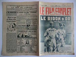 Film : Le bidon d'Or 1932
