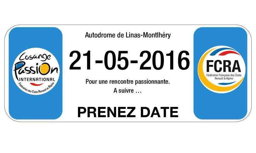 Losange Passion International le 21 mai 2016