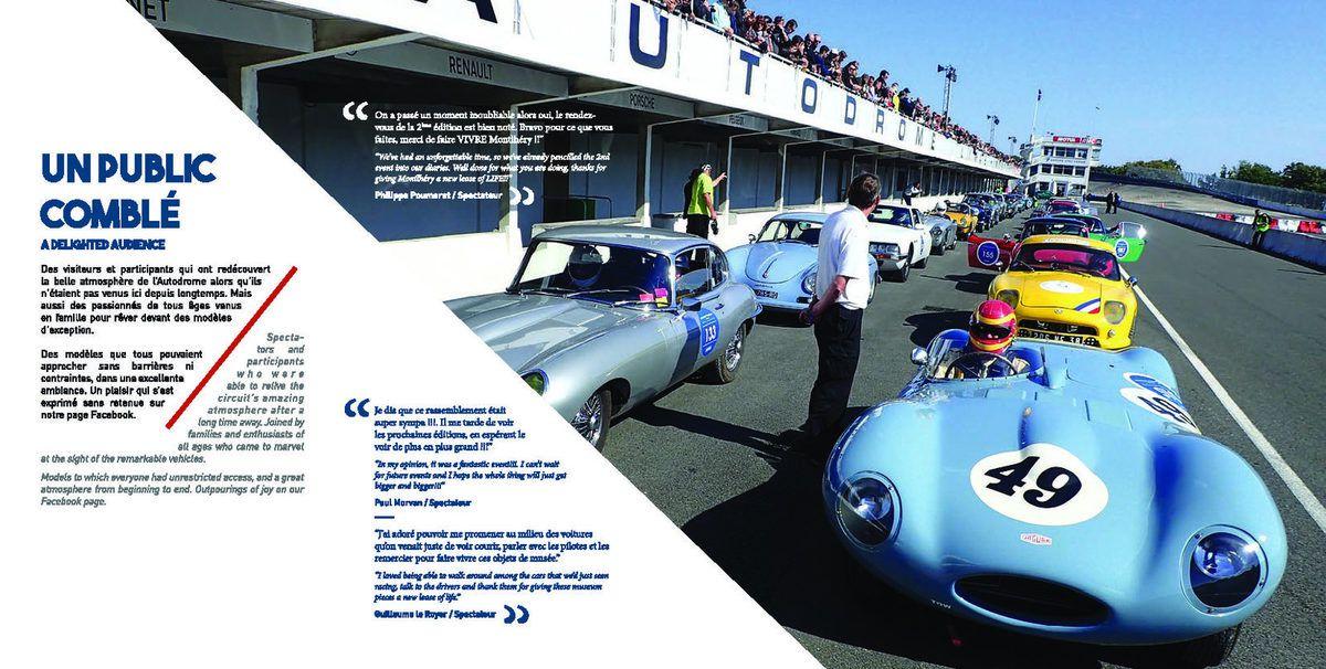 Les Grandes Heures Automobiles se préparent pour 2016 !