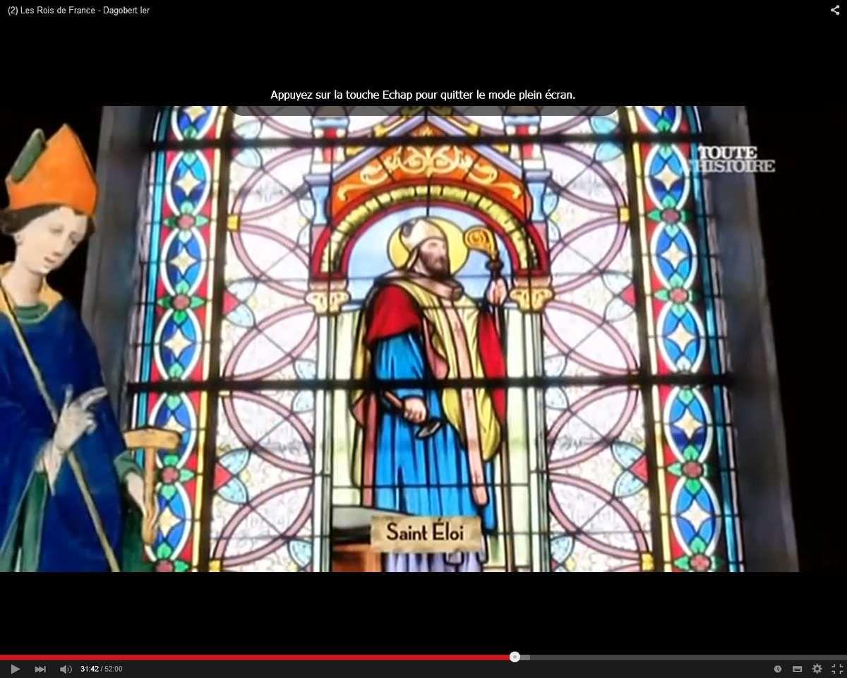 (2) Les Rois de France - Dagobert Ier
