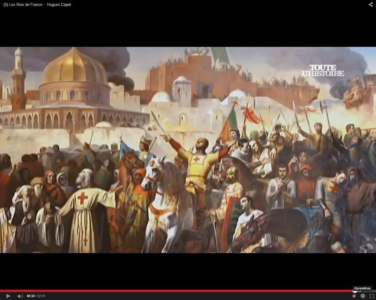 Prise de Jérusalem (1099)