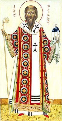 Saint Paterne de Vannes, Évêque d'Avranches († v. 565)