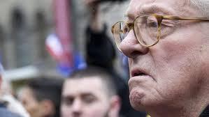 L'immoralité du nouveau Front national : Jean-Marie Le Pen en appelle à la justice et à la dignité