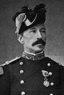 Général Louis André, ministre franc-maçon de la Guerre entre 1900 et 1904 qui a mis en place le fichage des officiers catholiques et monarchistes