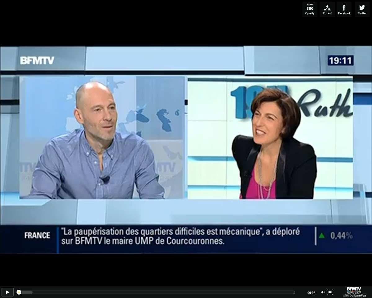 Christophe Guilluy: L'invité de Ruth Elkrief – 29/01