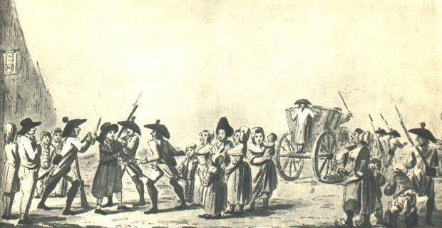 Devoir de mémoire: 17 septembre 1793, Promulgation de la loi des suspects