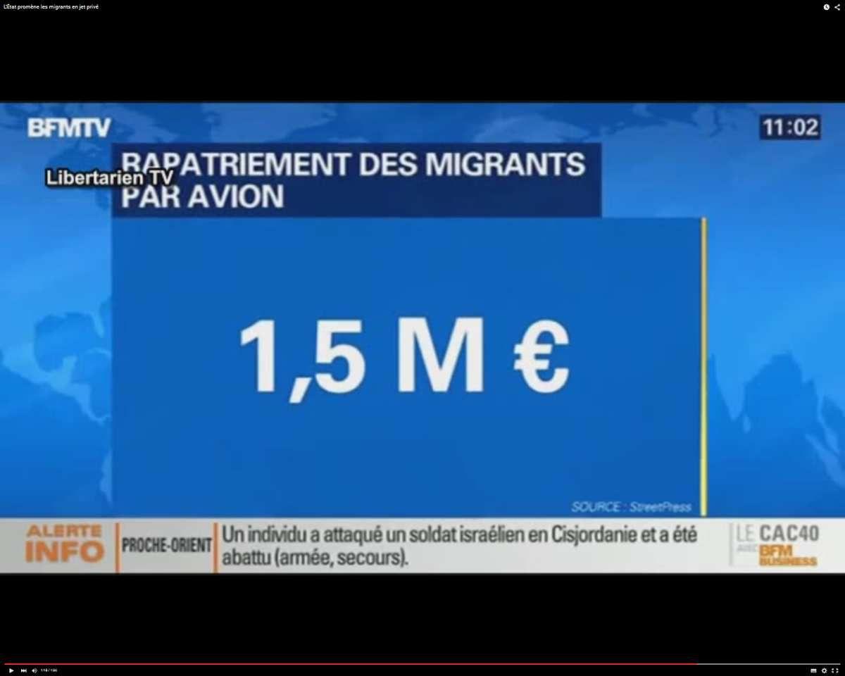 L'Etat promène les migrants en jet privé dans le sud de la France, mais ils reviennent gratuitement ... en train !