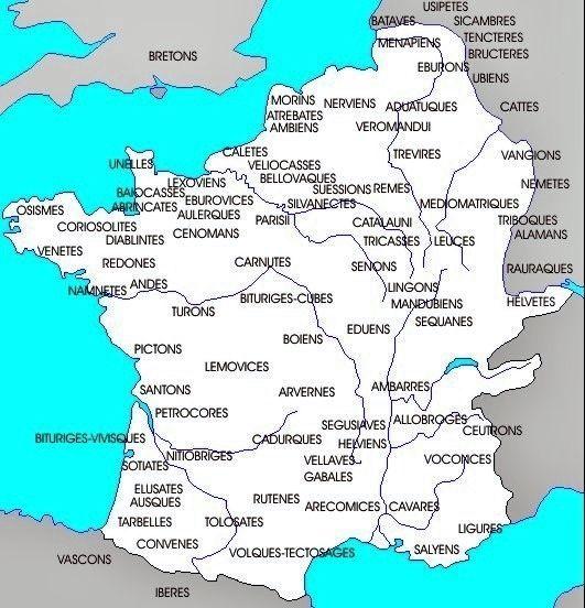 Nos ancêtres les Gaulois - La Gaule, les origines de la France