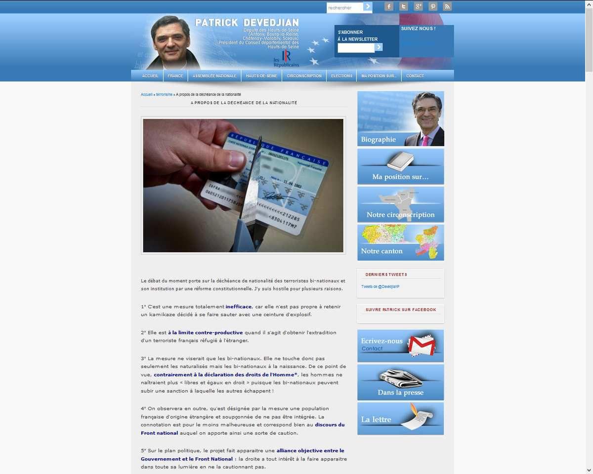 Source: http://www.patrickdevedjian.fr/propos-de-la-d%C3%A9ch%C3%A9ance-de-la-nationalit%C3%A9/804