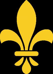 La Fleur De Lys Christ Roi