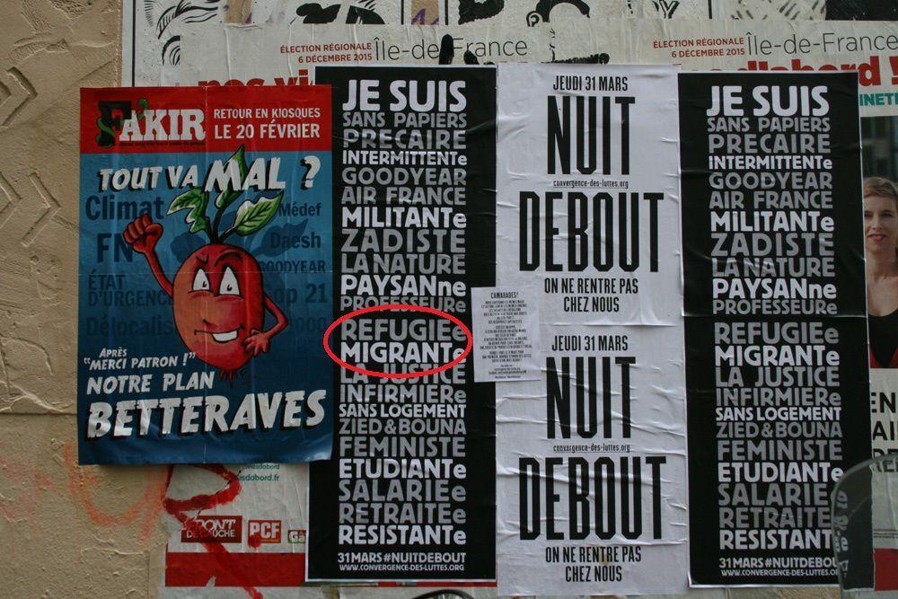&quot&#x3B;Nuit debout&quot&#x3B; &amp&#x3B; &quot&#x3B;Convergence des luttes&quot&#x3B; : l'Etat capitaliste a de beaux jours devant lui !