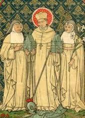 Saint Gilbert de Neuffontaines (✝ 1152)