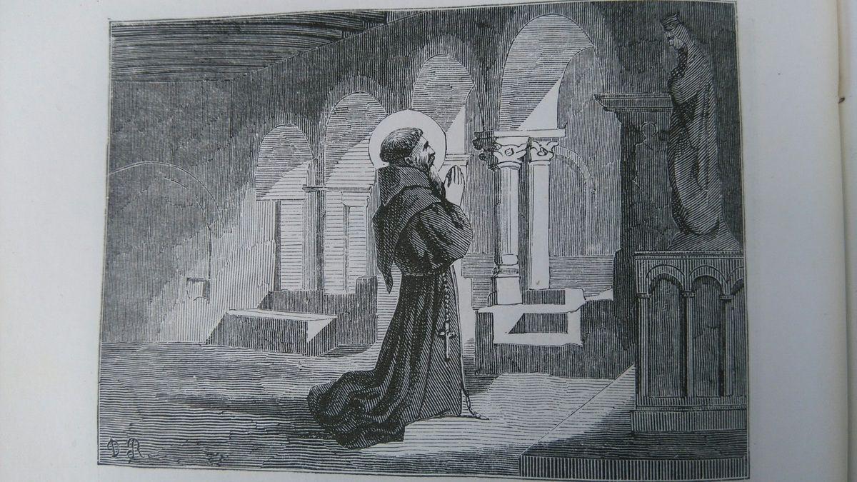Saint Bernardin de Sienne, Confesseur