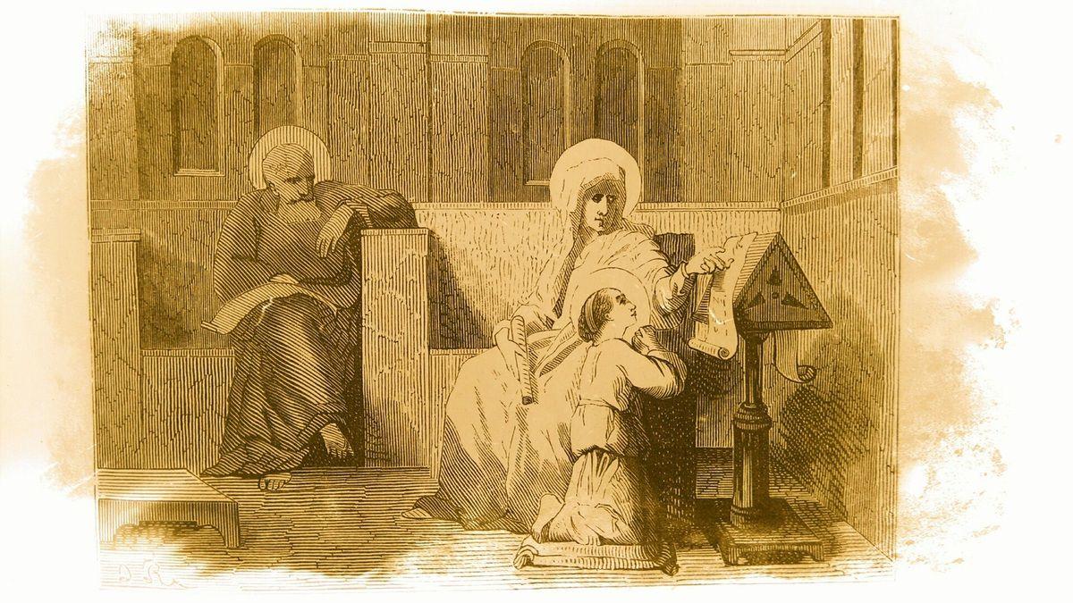Sainte Anne : la Mère de la très Sainte Vierge, était vénérée en Gaule avant même l'apparition du christianisme