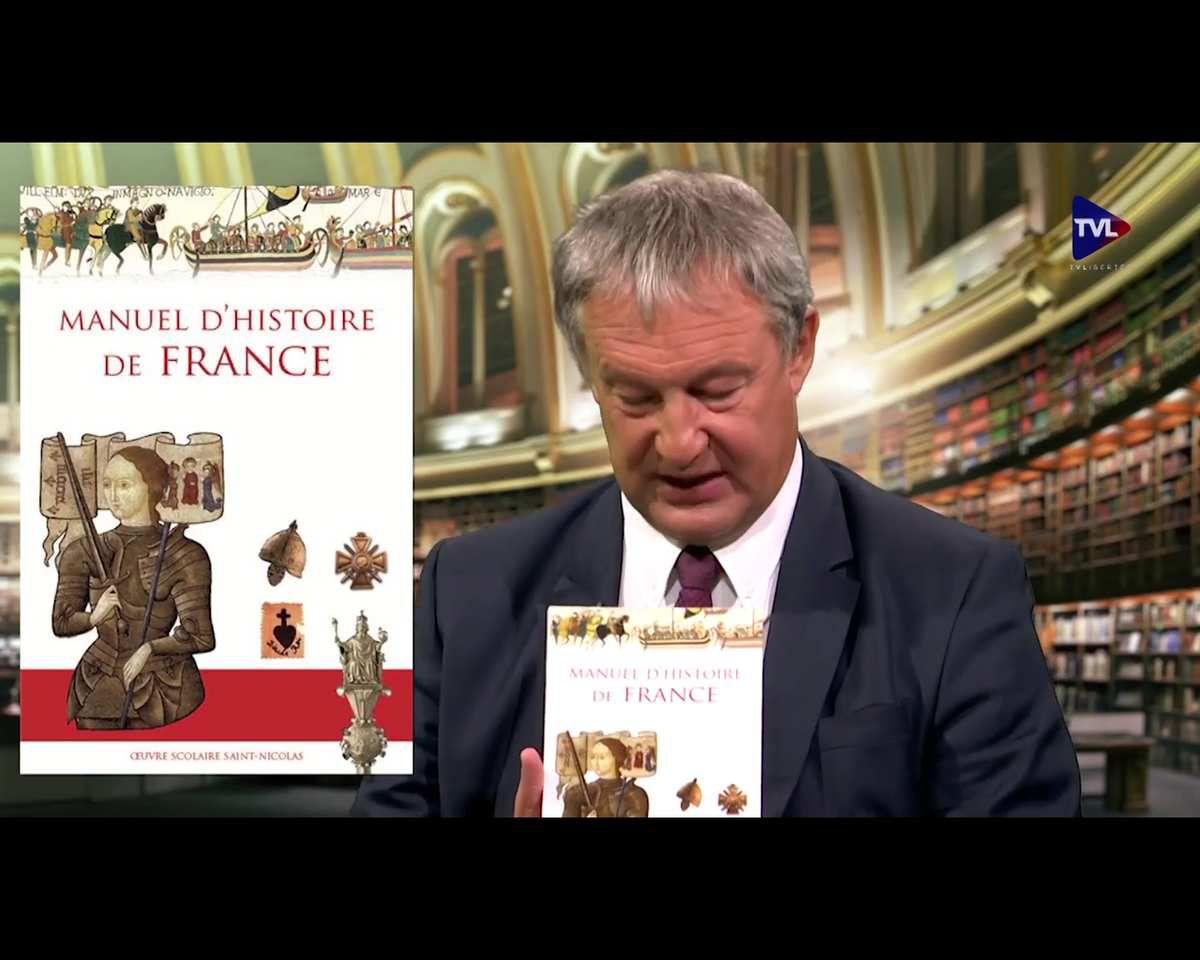 Le scandale de programmes et de manuels d'histoire de la rentrée 2016 qui passent sous silence des dates importantes de notre identité nationale