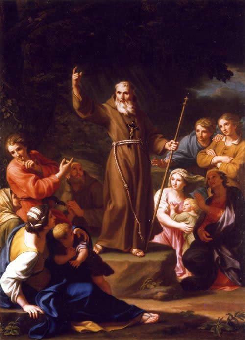 Saint Jean de Capistran († 1456)