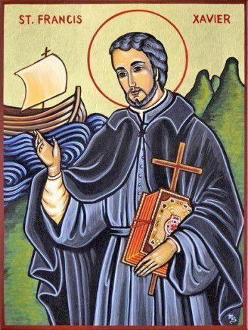 Saint François-Xavier († 1552), Apôtre des Indes et du Japon
