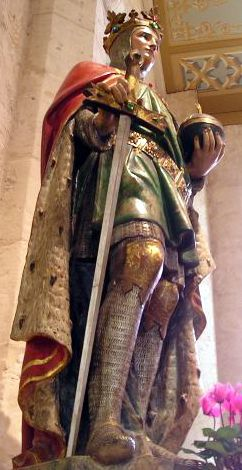 Saint Ferdinand III le Saint, Roi de Castille