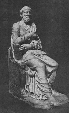Saint Hippolyte de Rome († 235)