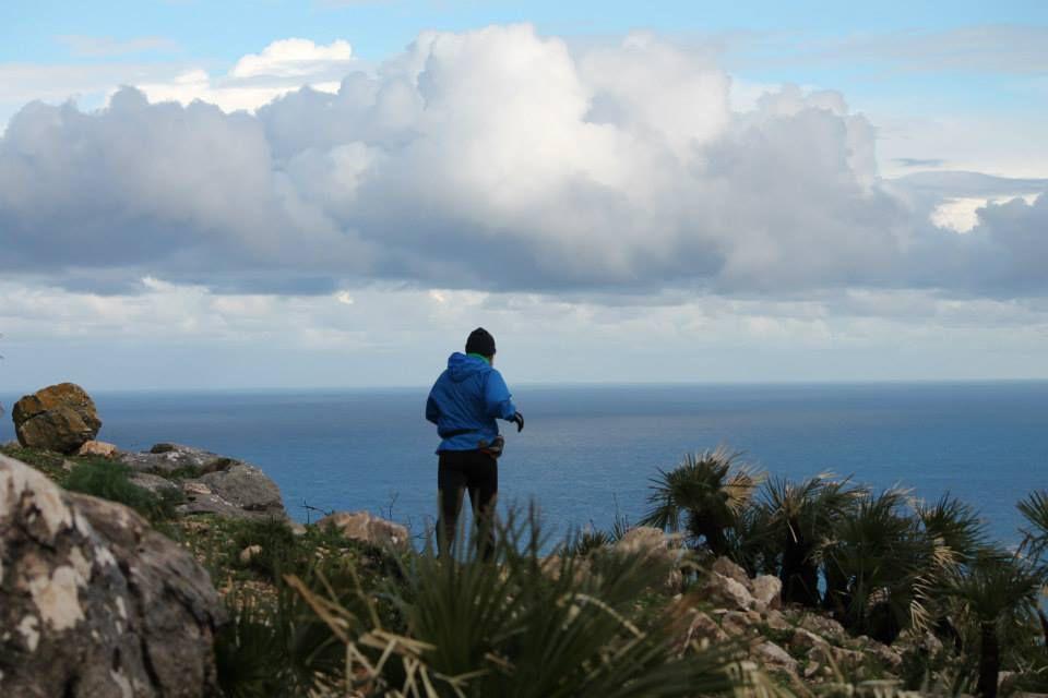 Un momento del Cofano Trail 2015 (foto di Adriana Ponari)
