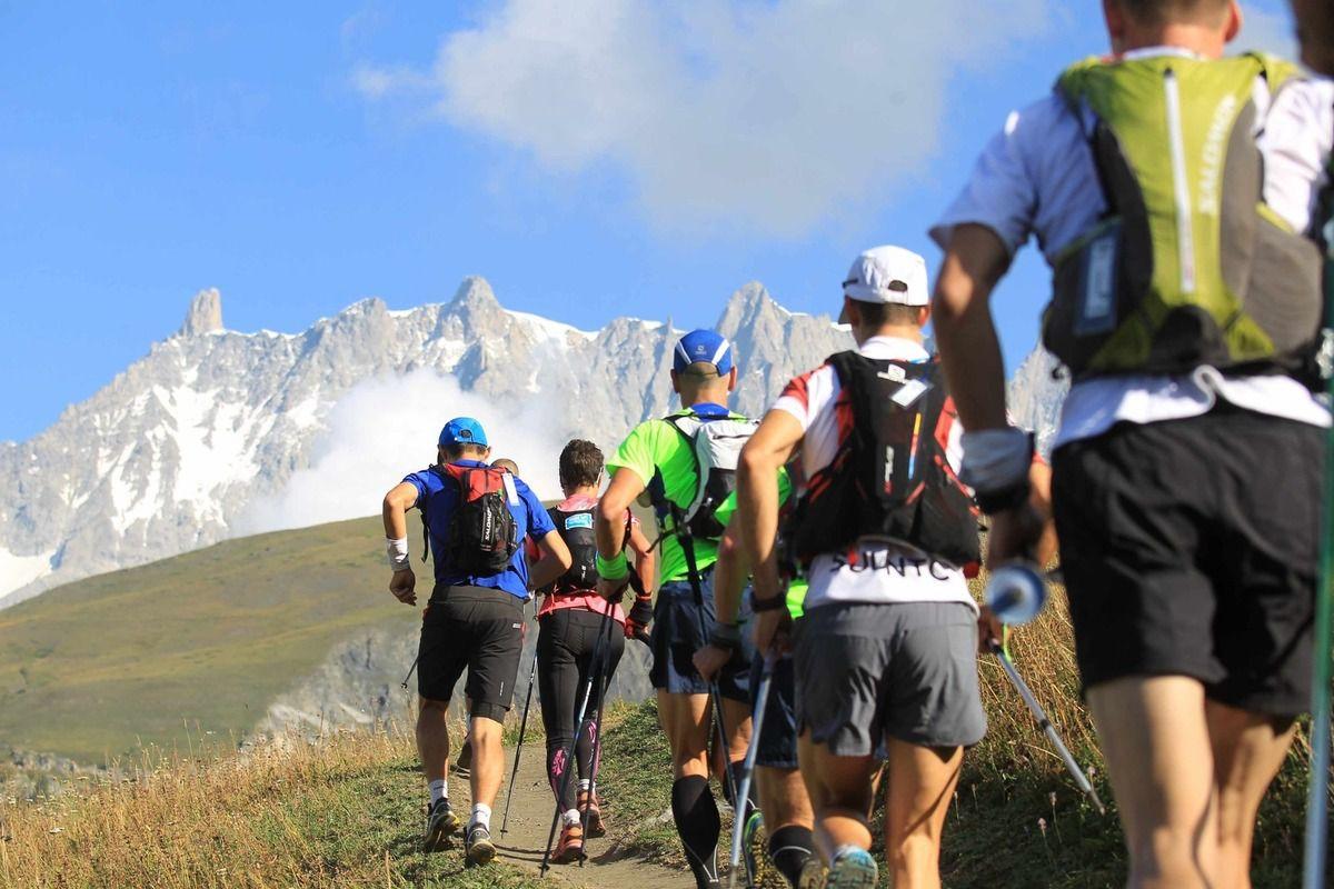 Alla scoperta del versante italiano del Monte Bianco. Courmayeur, capitale della corsa in montagna