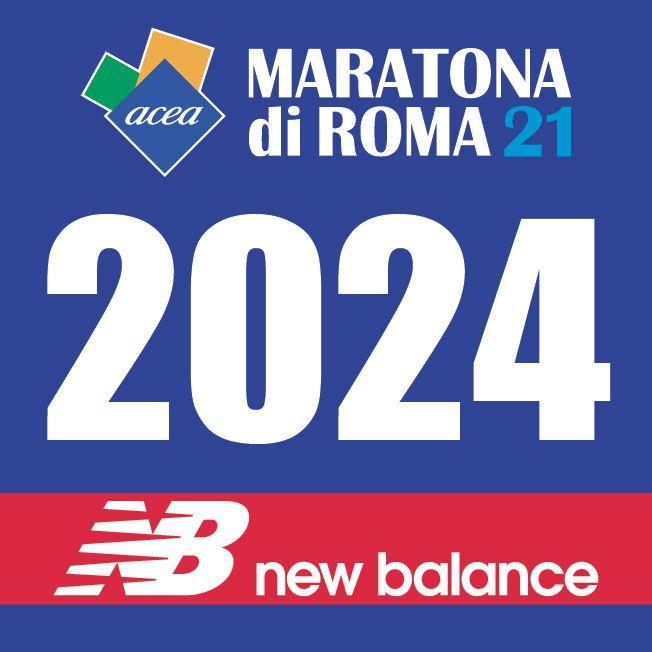 Il pettorale 2024, consegnato simbolicamente al Sindaco di Roma Capitale Ignazio Marino, come augurio per i Giochi Olimpici del 2024 che potrebbero aver sede a Roma.