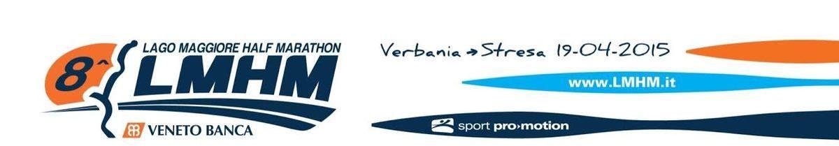 Veneto Banca Lago Maggiore Half Marathon (LMHM) 2015. Presentate le Tec-Shirt ufficiali 2015. Accordi con Diadora e Sportway. E intanto proseguono le iscrizioni
