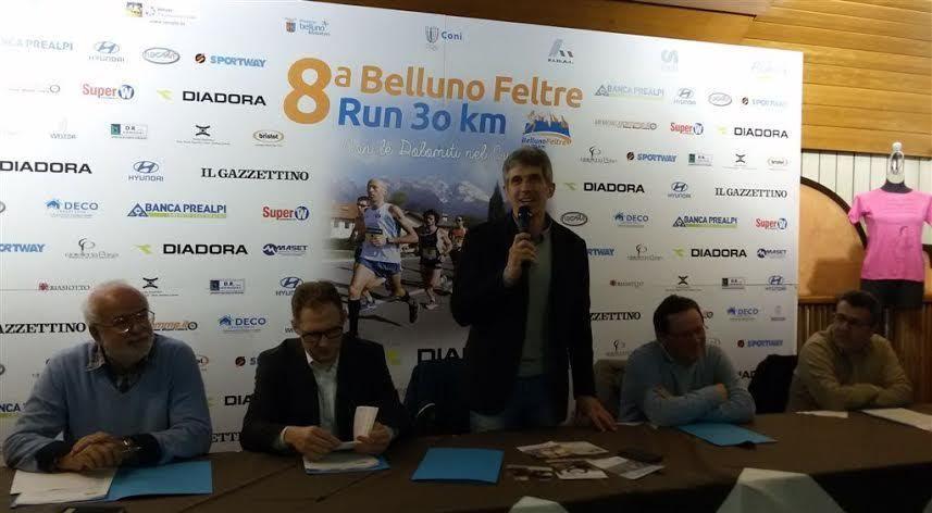 Belluno-Feltre Run 2015 (8^ ed.). Ha preso il via il conto alla rovescia