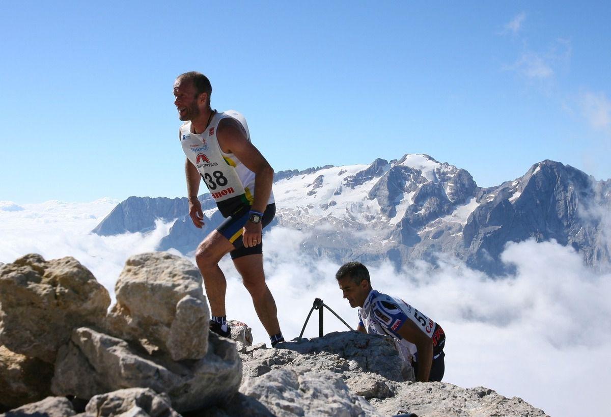 Dolomiti Sky Run 2015 (2^ ed). Al primo giro di boa delle iscrizioni, sono oltre 200 gli atleti iscritti da ben 10 nazioni diverse