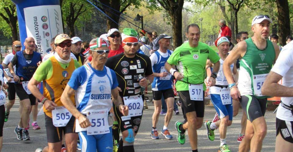 24 ore di Torino 2015, abbinata al Campionato del Mondo 24 ore IAU. I podisti siciliani in gara