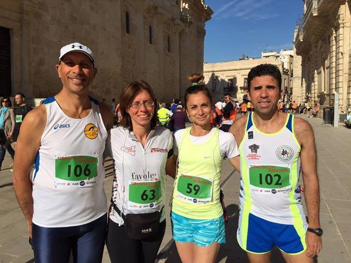 Siracusa City Marathon 2015