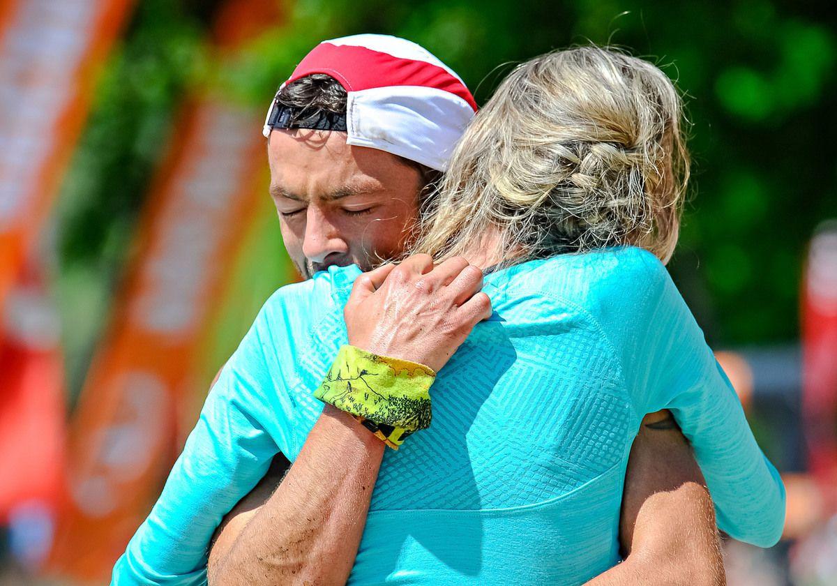 Tecnica Ma-Xi Race 2015 (5^ ed.). Campioni del Mondo IAU Trail sono Sylvain Court e, per la seconda volta consecutiva, Nathalie Mauclair