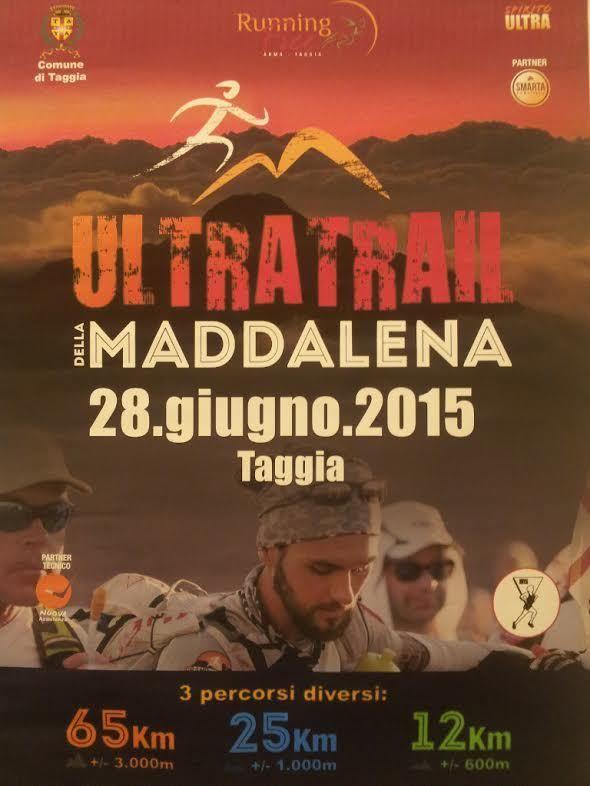 Ultra Trail della Maddalena (UTM) 2015 (1^ ed.). Al via anche Marco Olmo