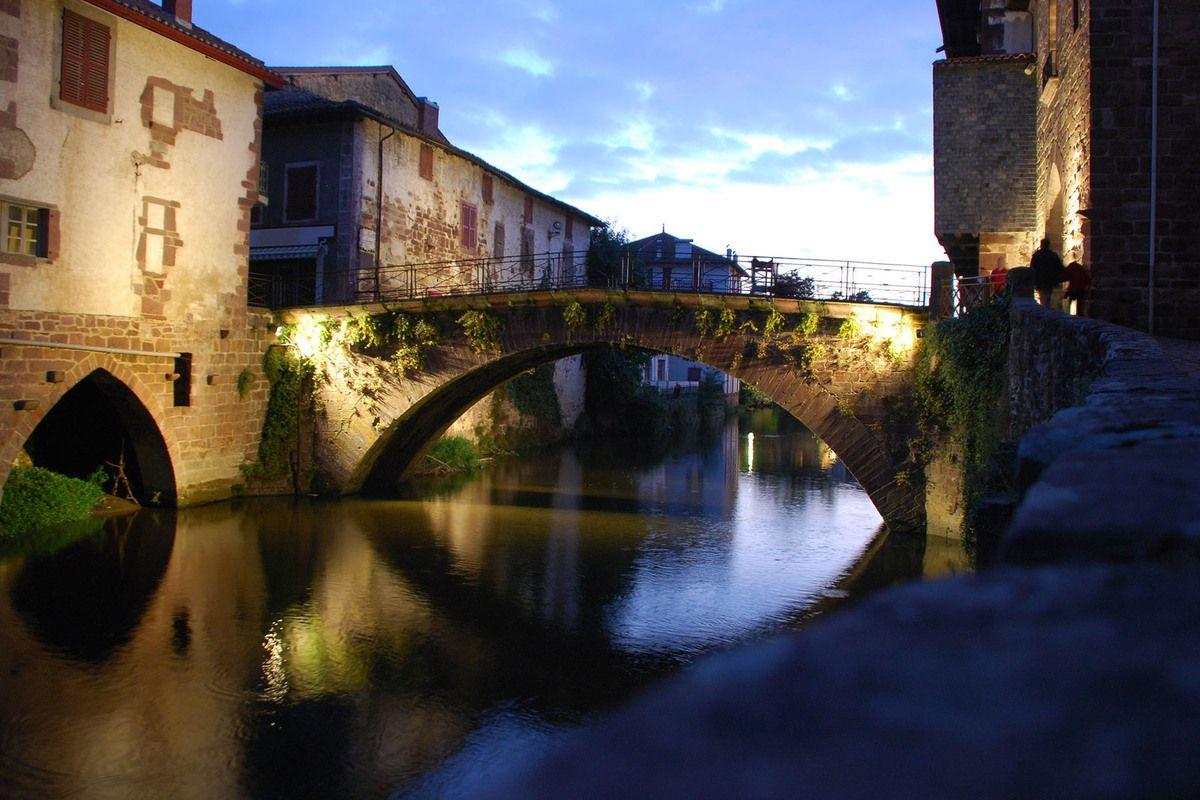 Saint-Jean-Pied-de-Port (in lingua basca: Donibane-Garazi) è un comune francese di 1.718 abitanti situato nel dipartimento dei Pirenei Atlantici nella regione dell'Aquitania.  Questa località è considerato il punto di partenza del Camino Francés del Cammino di Santiago di Compostela.  È considerata la capitale dell'antica regione storica basca della Bassa Navarra.  Il sito originario della cittadina era diverso da quello attuale, e si trovava nei pressi del villaggio di Saint-Jean-le-Vieux, e fu raso al suolo nel 1177 dalle truppe di Riccardo Cuordileone.
