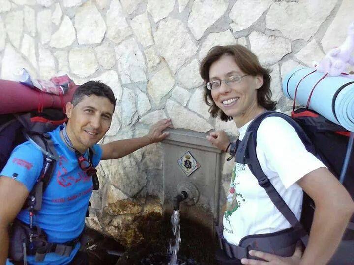 Vincenzo Ferro e Elena Cifali