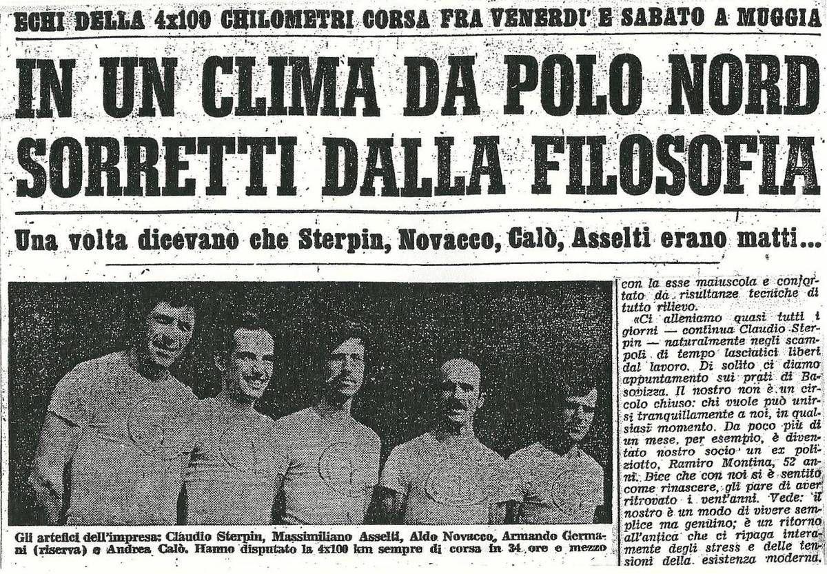 Articolo pubblicato da Il Piccolo di Trieste il 13 ottobre 2015