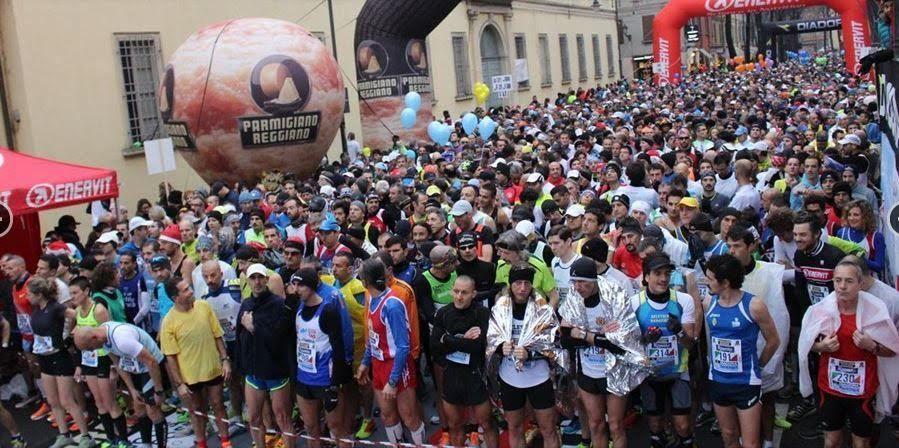 Maratona Internazionale di Reggio Emilia 2015 (20^ ed.). Scatta il conto alla rovescia per l'edizione del Ventennale
