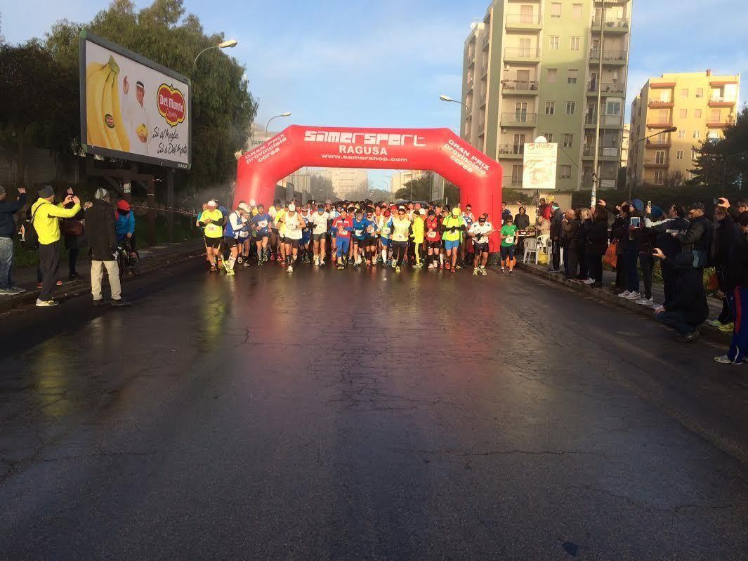 Hybla Barocco Marathon 2016 (13^ ed.). Ritorna uno degli appuntamenti podistici amati dagli appassionati