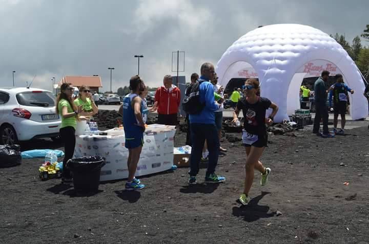 Supermaratona dell'etna 0-3000 2016