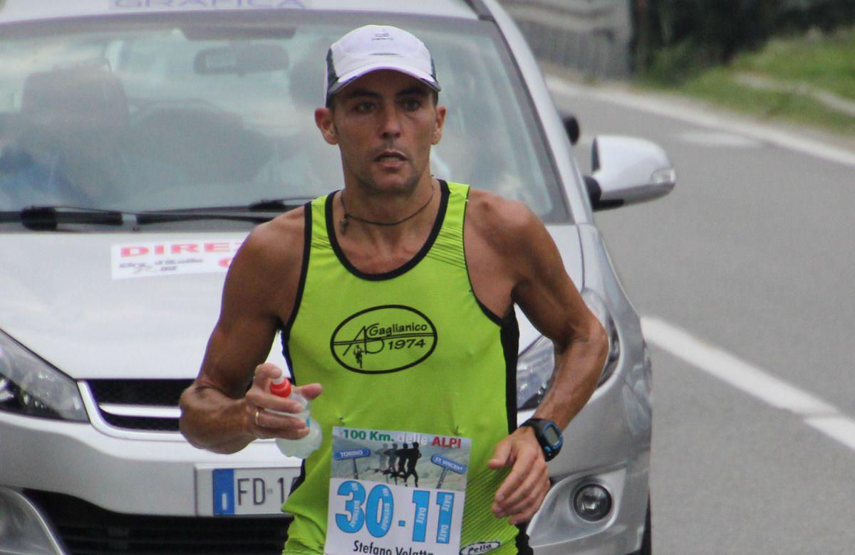 100 km delle Alpi 2016 (8^ ed.). La vittoria al biellese Stefano Velatta e qualche polemica sugli aspetti logistico-organizzativi